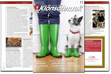 Bild: Klönschnack Magazin