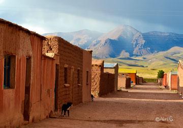 Photographs Thryptic ¿HACIA DONDE VOY? Uyuni, Bolivia.