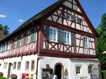 © Traudi – Kloster Lorch, Tor- oder Reithaus