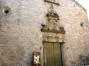 Kloster Santa Magdalena - © Traudi