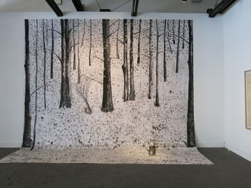 Edgar Honetschläger, sfondo. Courtesy the artist and Zetema