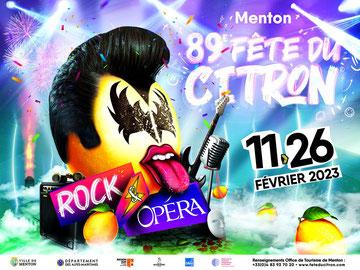 Fête du citron 2018 à Menton