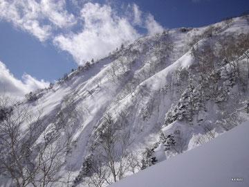 五地蔵山,戸隠山
