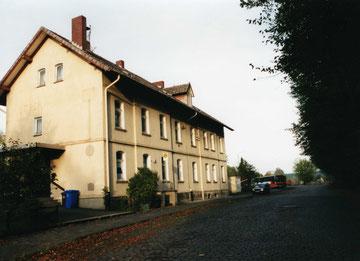 Das alte Verwaltungsgebäude