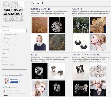 nervous system auf http://www.kontorapart.de
