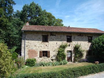 Gite rural à la ferme rustique et confortable pour vacances en Famille au Masbareau en Limousin, Haute-Vienne région Nouvelle-Aquitaine