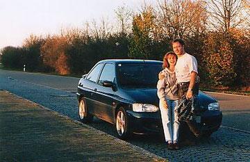 unterwegs zu detlefs hochzeit deutschland  1996