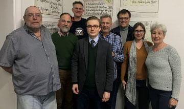 Die Mitglieder des FlanierRevier Lichtenrade e.V. 01/2020
