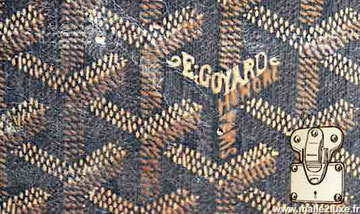old chevron 1900 goyard canvas
