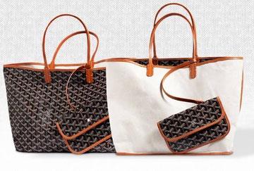 Authentic Goyard Saint Louis bag