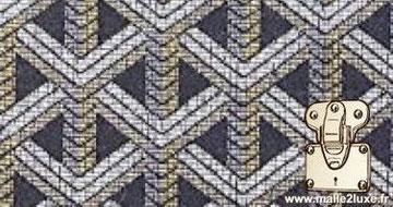 flexible fabric woven goyard 1965
