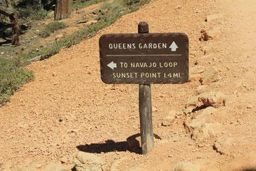 Foto: Im Bryce Canyon