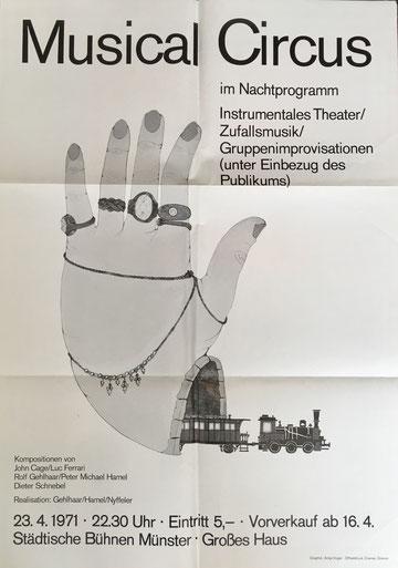 Musical - Grafik: Antje Vogel