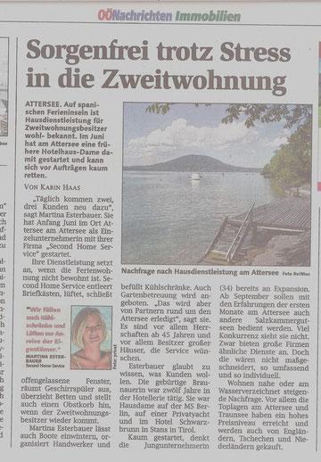 Quelle: Oberösterreichische Nachrichten