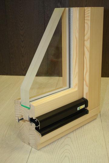 serramenti in legno wk fenster