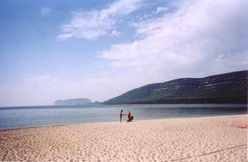 Spiaggia di Mugoni (5 km)