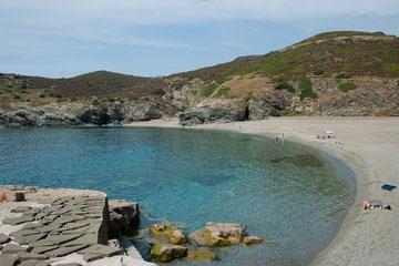 Spiaggia Argentiera (20 km)