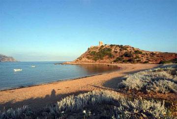 Spiaggia di Porticciolo (2 km)