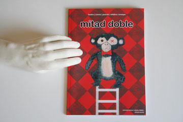 Portada de la revista Mitad Doble, para el nº 11