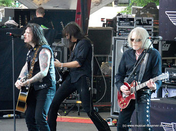 Saustark: Die BLACK STAR RIDERS
