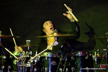 Schlagzeug-Ass Robb ReineR: