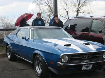 Mustang Grandé 1971  ¤