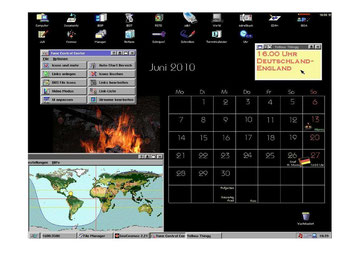 PC/GEOS Desktop