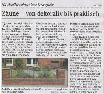 Kreiszeitung Barrien