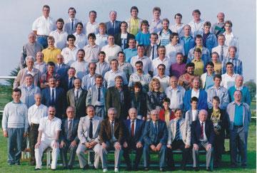 Schiedsrichtergruppe Saulgau 1990