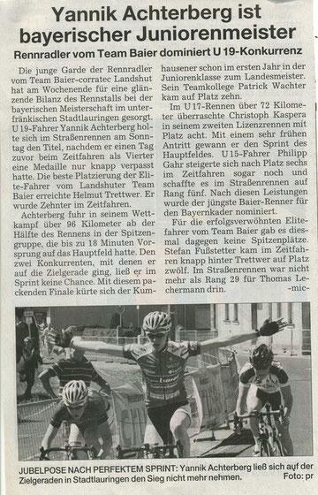 Quelle: Landshuter Zeitung 12.5.2011