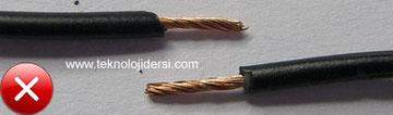 kablo lehim