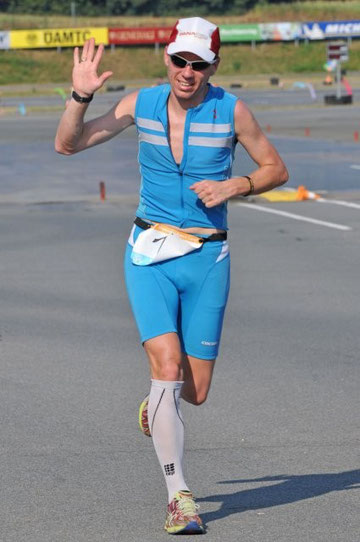 Gesamtsieger: Hannes Eppich