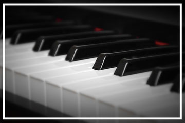Piano Klavier first work the end and you classic classical orchestra