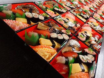 寿司の出前 ランチの出前 宅配寿司