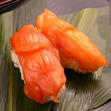 赤貝 寿司 出前