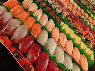 正月営業 宅配寿司