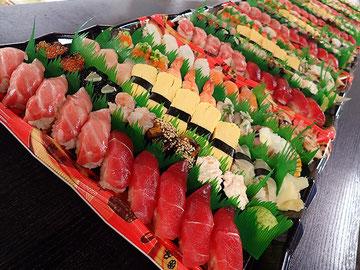 宅配寿司 出前