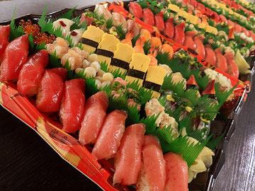 大晦日 営業中 宅配寿司
