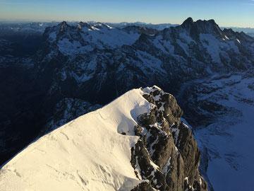 Eiger Nordwand, Eiger Northface, Eiger Heckmair, Biwak Mittellegigrat