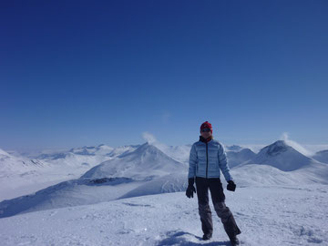 Høgvagltind Jotunheimen Fjellskitour