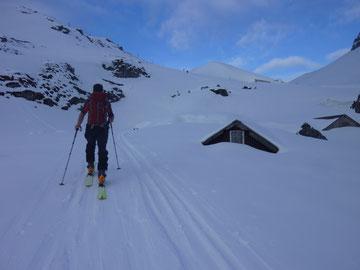Skitour, Clariden, Überschreitung Tüfelsjoch, Teufelsjoch, Klausenpass, Urnerboden, Schweiz, Glarnerland