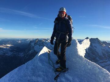 Eiger Nordwand, Eiger Northface, Eiger Heckmair, Gipfel