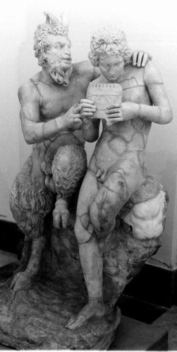 Wiki: Pan und Daphnis