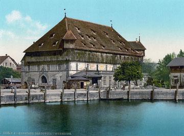 Wikipedia: Konstanzer Konzilsgebäude