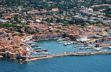 Saint Tropez Harbour
