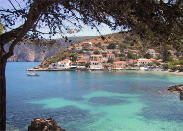 The small Assos port