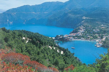 Kefalonia from the top