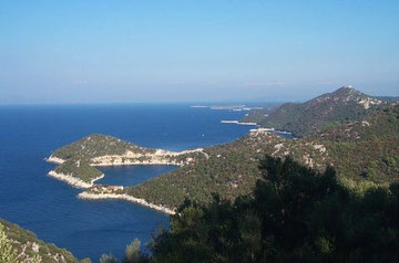 Northern Coast of Lastovo