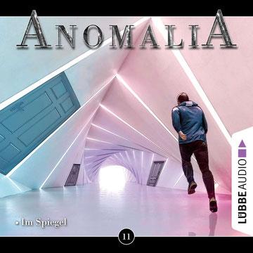 CD-Cover Anomalia Folge 11