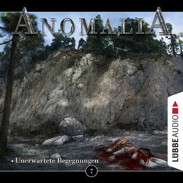 CD-Cover Anomalia Folge 7